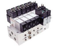 V415517D-C318A 5/2 Wegeventil Mini-ISO 115V